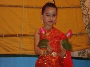 Une soirée Thaï (caritative) à St.Génies de Comolas 24 mars 2012