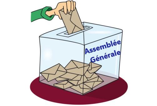 Assemblée Générale -Election du CA